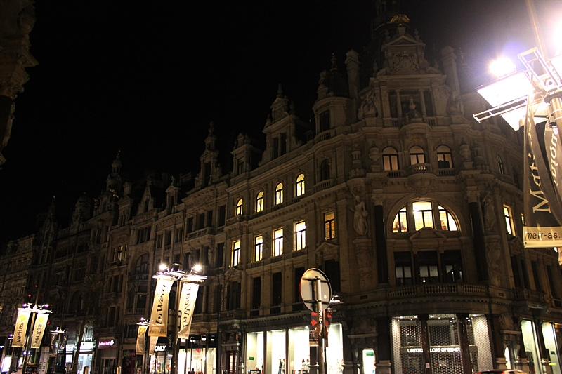 Antwerpen Travel & Food Diary mit BAUNAT Diamentenschmuck