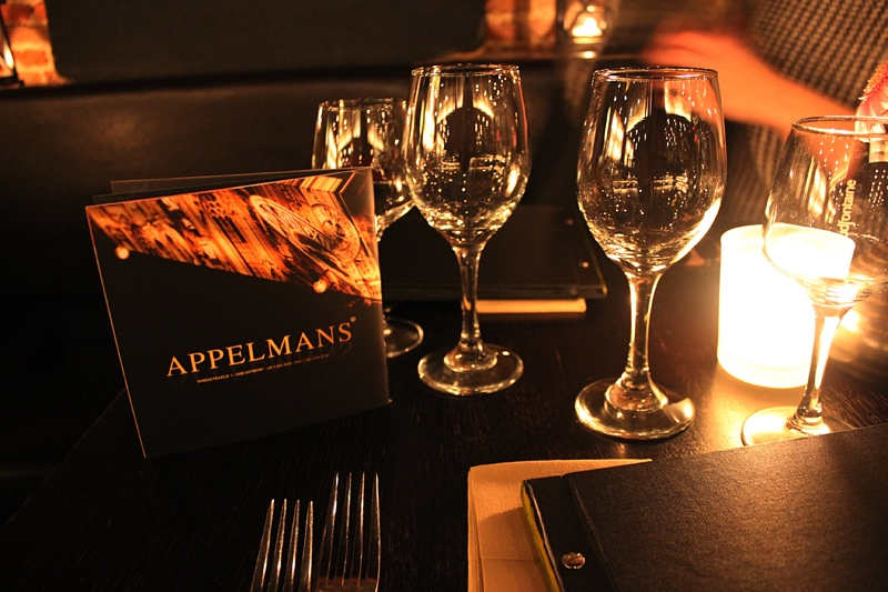 Brasserie APPLEMANS in Antwerpen