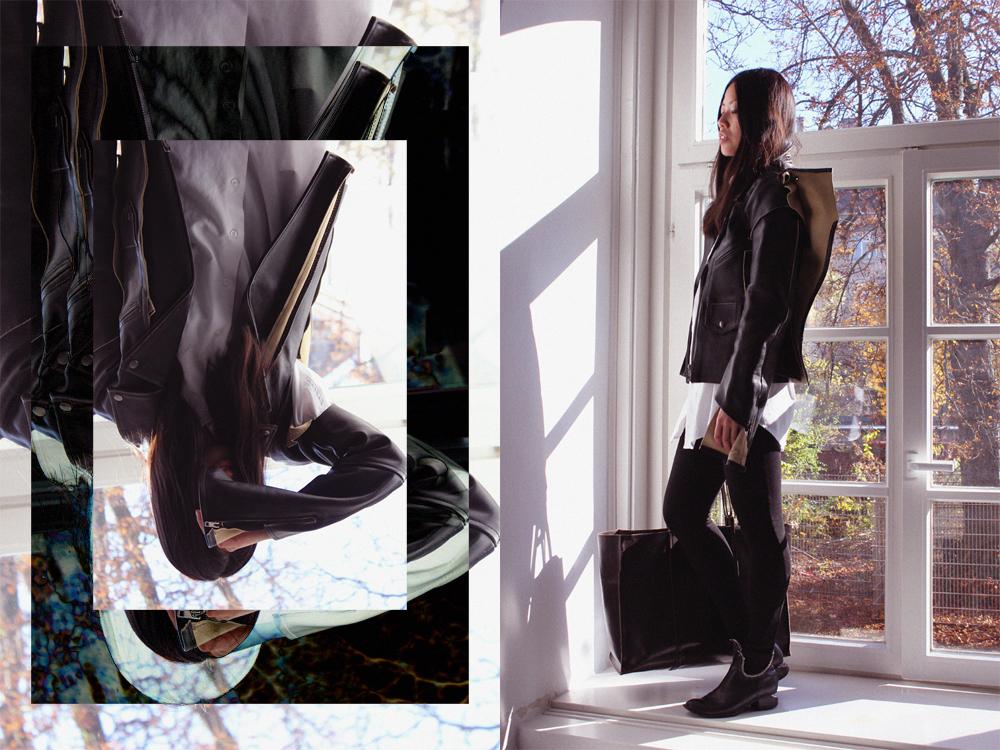 OOTD: Margiela vs. Margiela x H&M