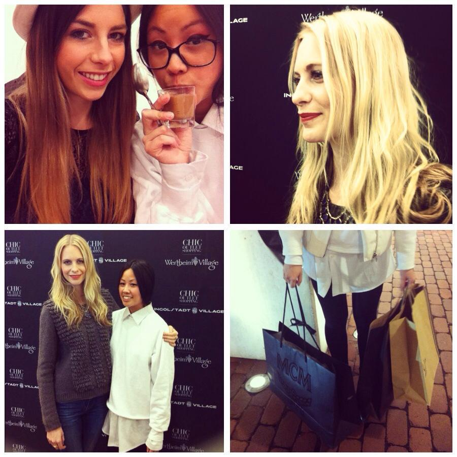 IHEARTALICE - Fashion & Travel-Blog by Alice M. Huynh from Germany: Ingolstadt Village Event mit Poppy Delevigne