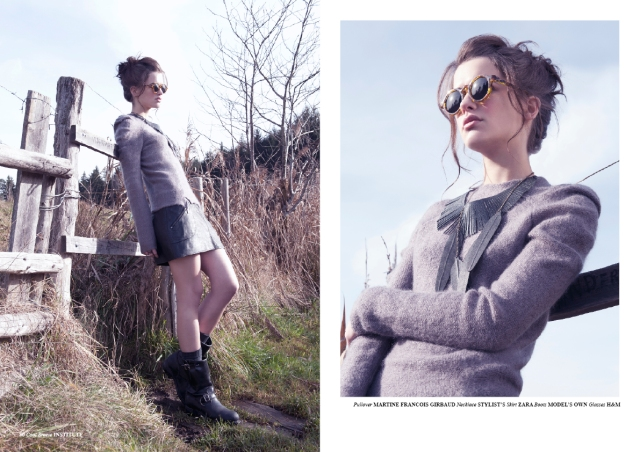 Styling: Cool Breeze Editorial