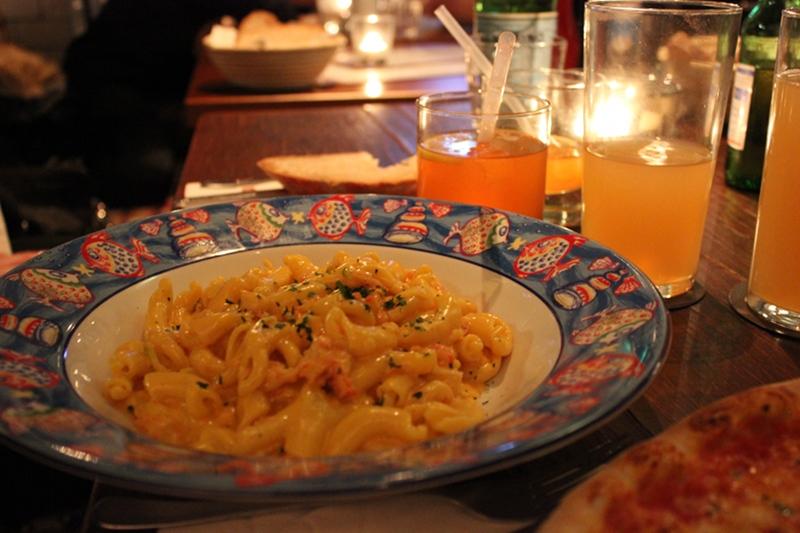 INSIDE TIPP MÜNCHEN: L'Osteria - Pizza e Pasta