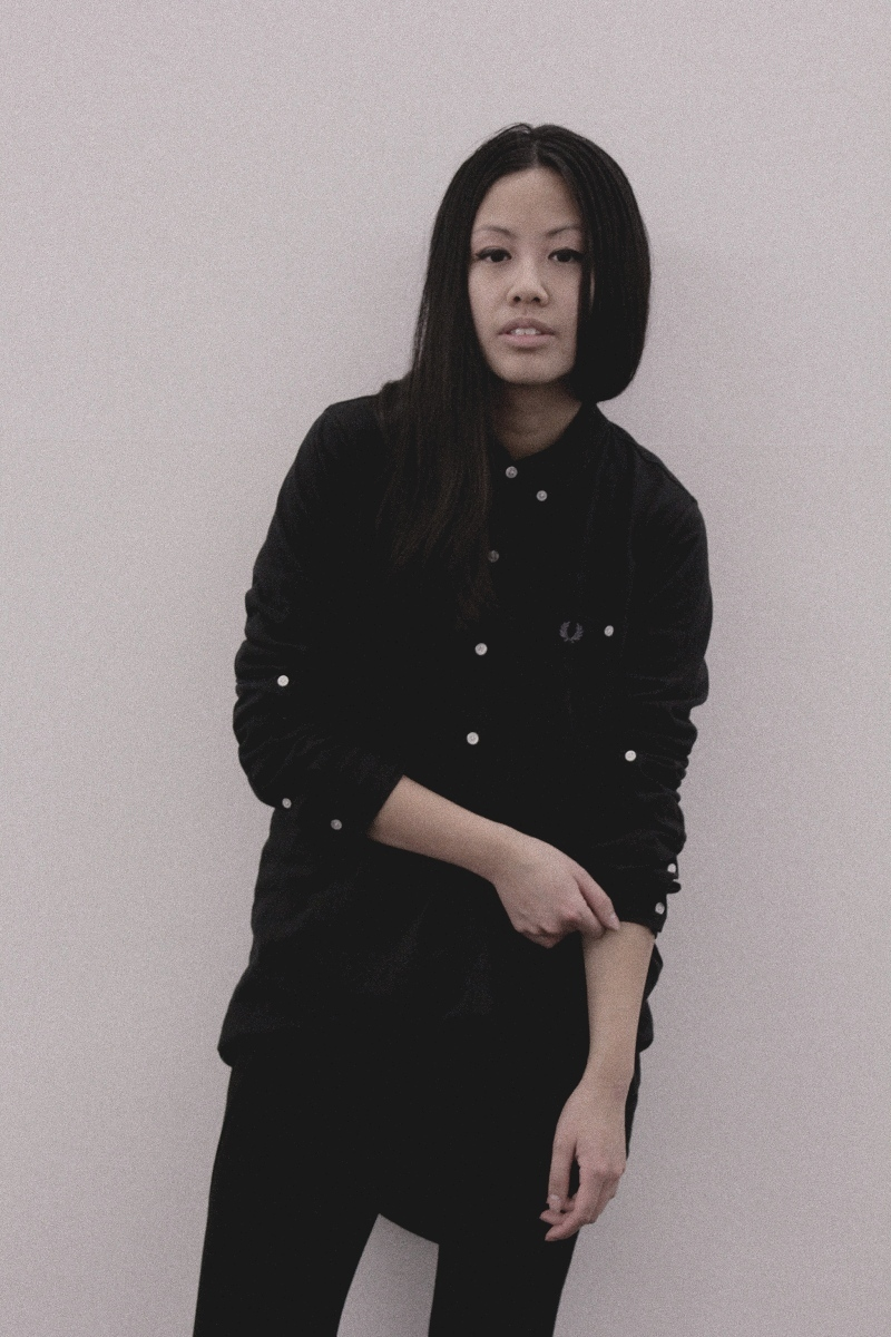 OOTD: Fred Perry Shirtdress