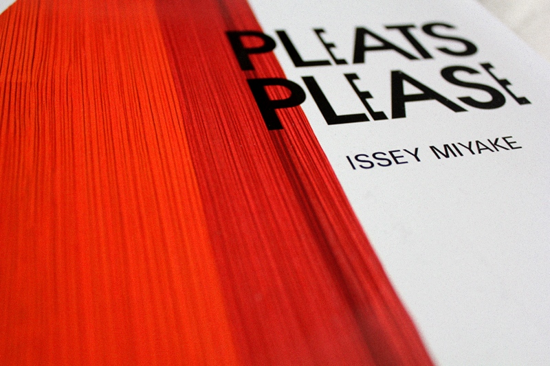 NEW IN: Pleats Please by Issey Miyake