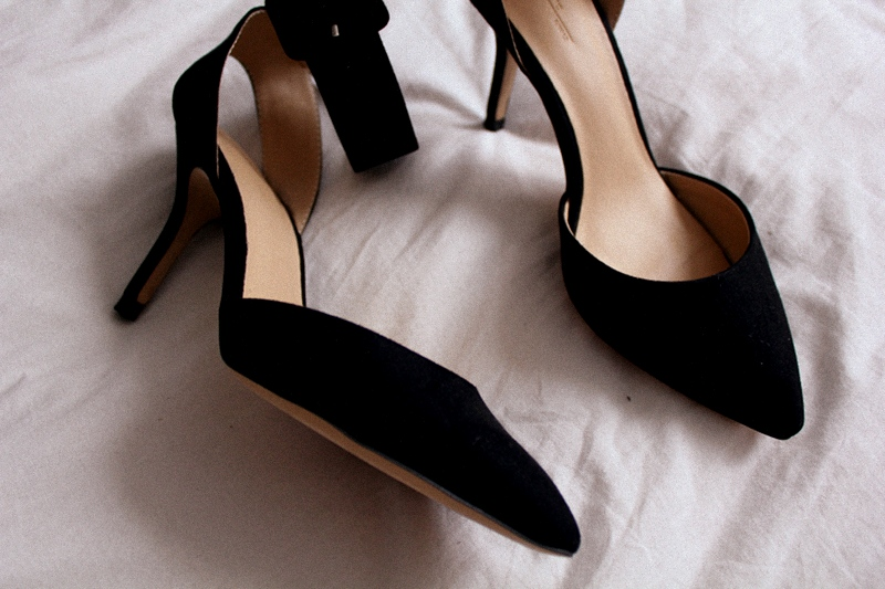 NEW IN: Zara Pointy Pumps