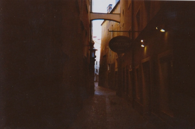 ANALOG PHOTO DIARY: Innsbruck