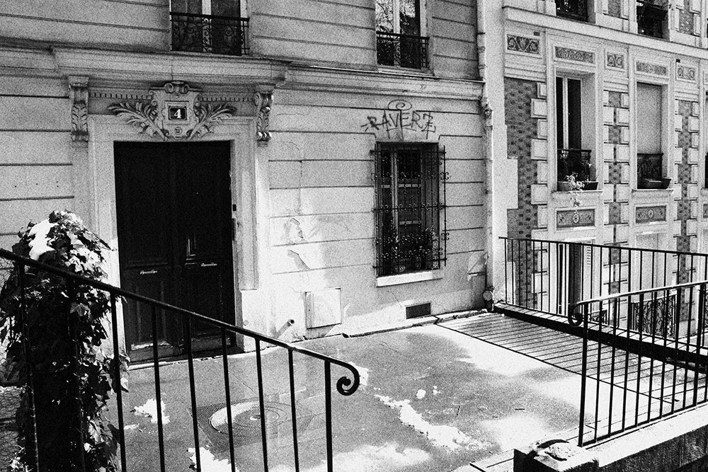 PhotoDiary: Paris 03/13