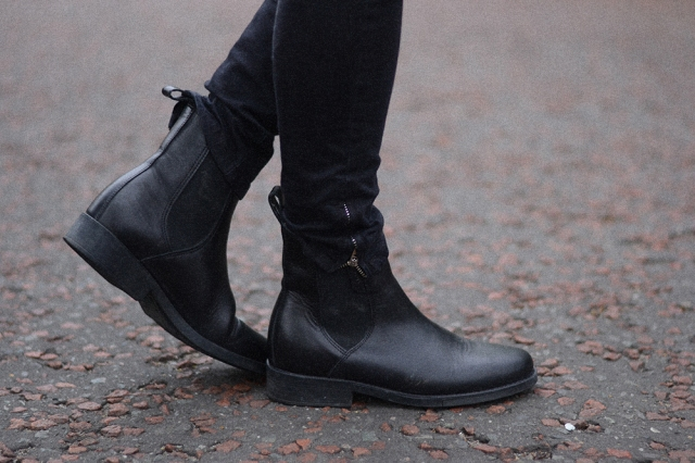 OOTD: Camden Market Shirt & Aigle Boots