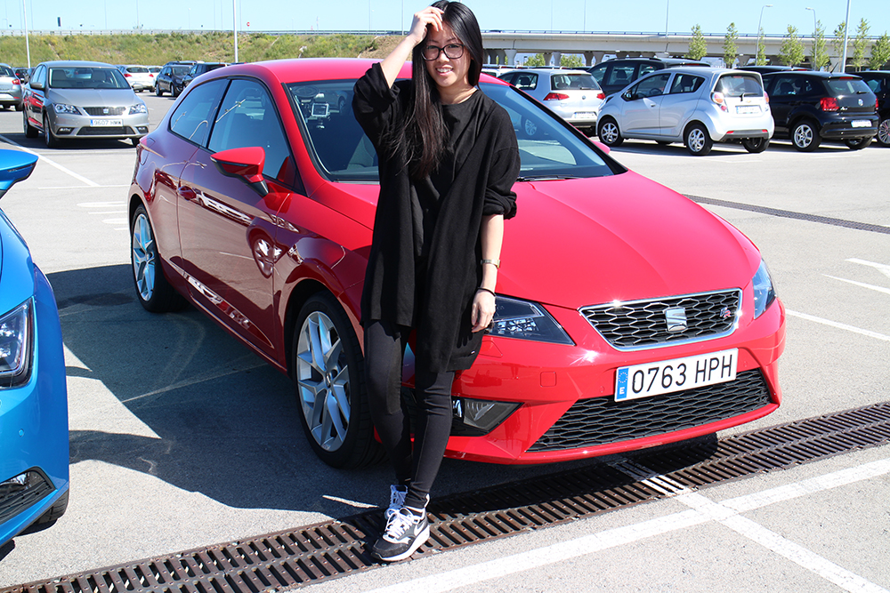 IHEARTALICE – Fashion & Travel-Blog by Alice M. Huynh from Germany: Barcelona / Spain Travel Diary mit SEAT LEON SC Car Test-Drive