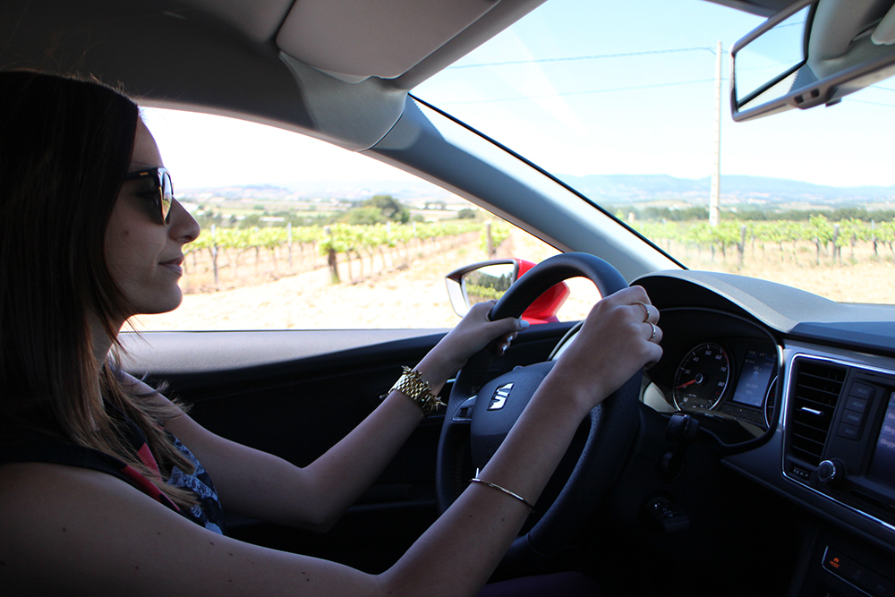 EVENT: Seat Leon SC - Blogger Driving Test in Barcelona
