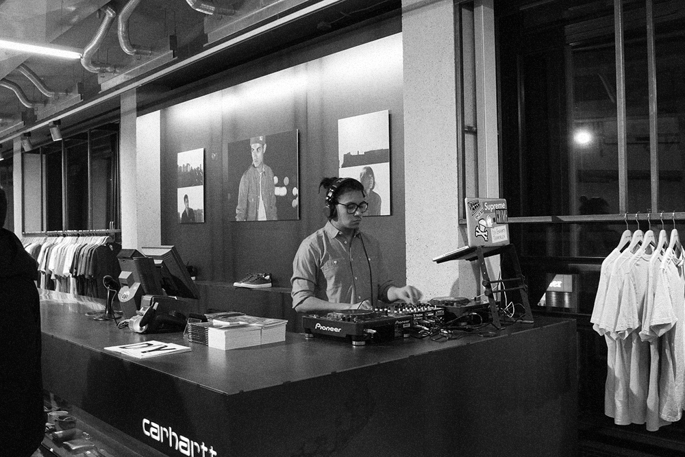 EVENT: Carhartt WIP present Richard Gilligan DIY exhibition Munich