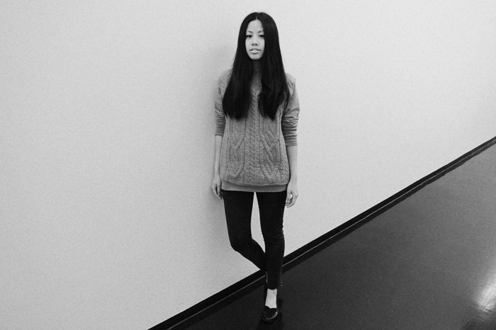 OOTD: MM6 Knit Sweater