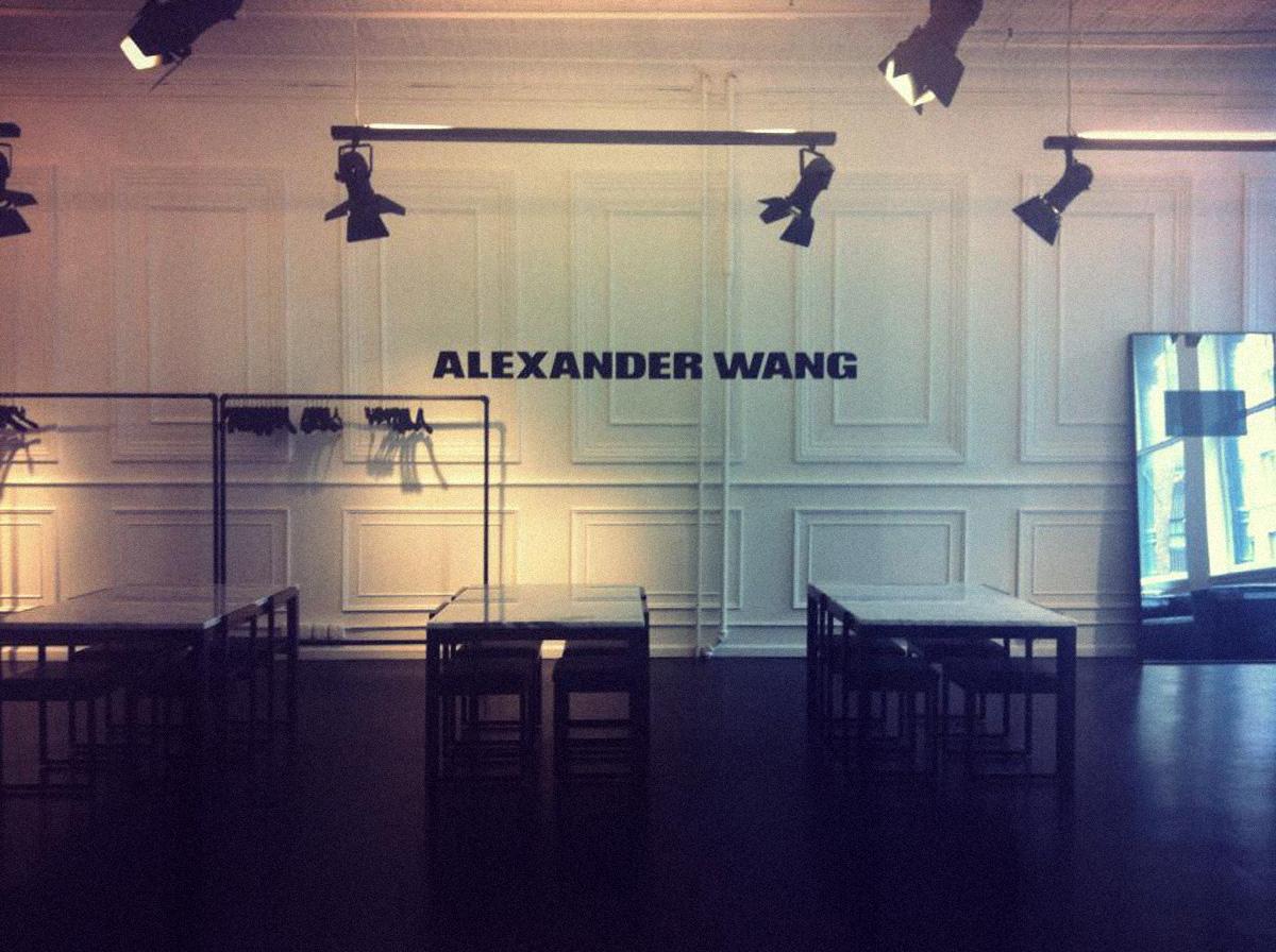 Praktikum bei Alexander Wang in NYC