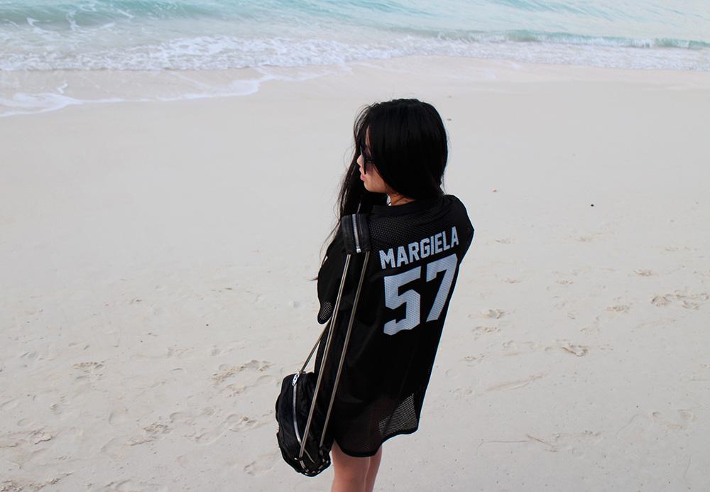 Das perfekte Strandoutfit mit Alexander Wang