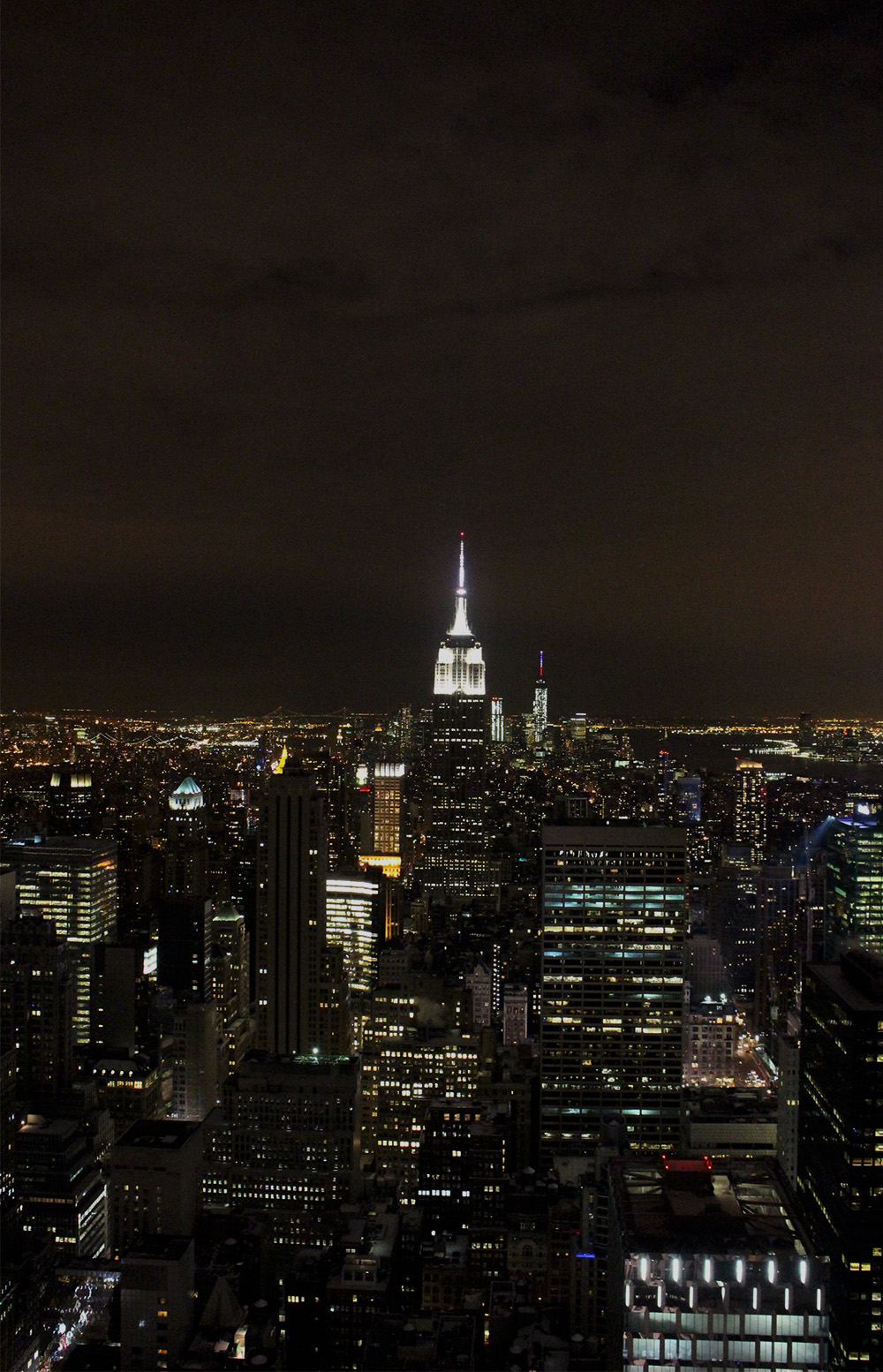 IHEARTALICE.DE – Fashion & Travel-Blog by Alice M. Huynh from Germany: New York / NYC Travel  & Food Diary – Leben in New York: Aussicht aufs Empire State Building vom Rockafeller Center
