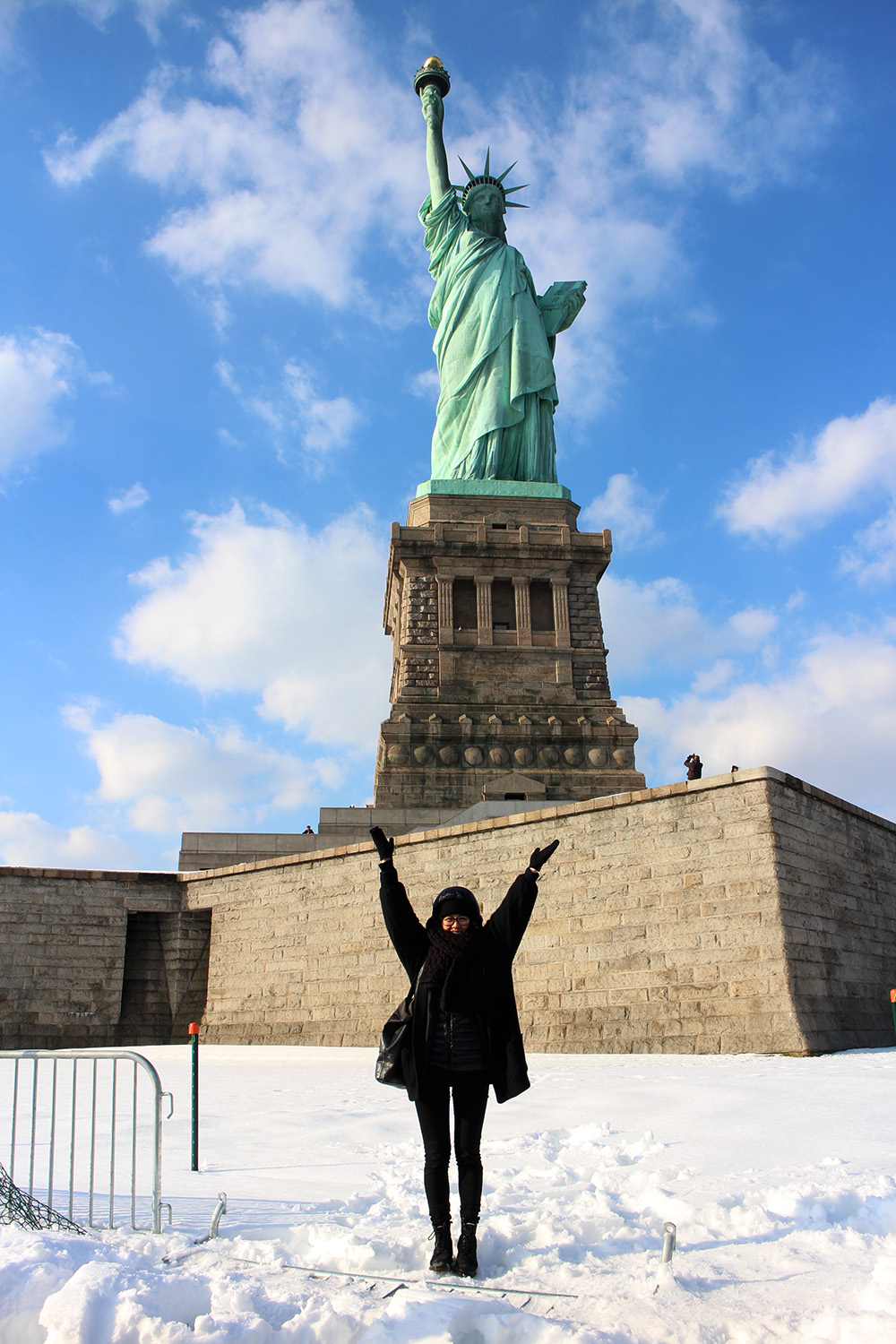 IHEARTALICE.DE – Fashion & Travel-Blog by Alice M. Huynh from Germany: New York / NYC Travel  & Food Diary – Leben in New York: Freiheitsstatue / Lady Liberty / Statue of Liberty