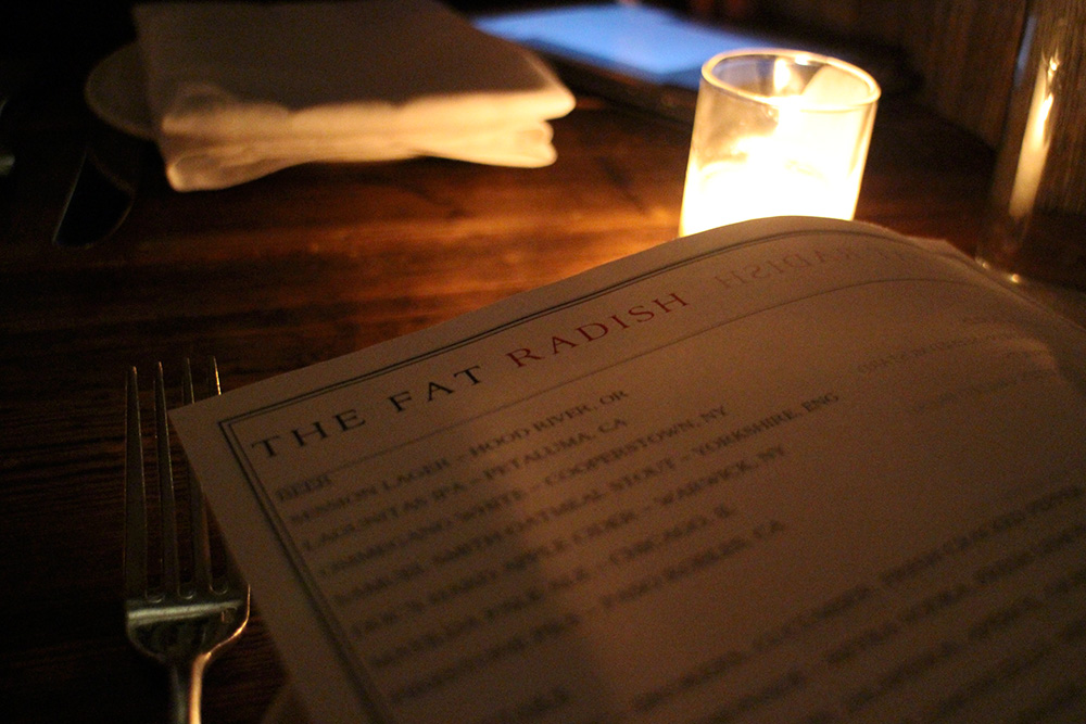 IHEARTALICE.DE – Fashion & Travel-Blog by Alice M. Huynh from Germany: New York / NYC Travel  & Food Diary – Leben in New York: The Fat Radish Restaurant Review