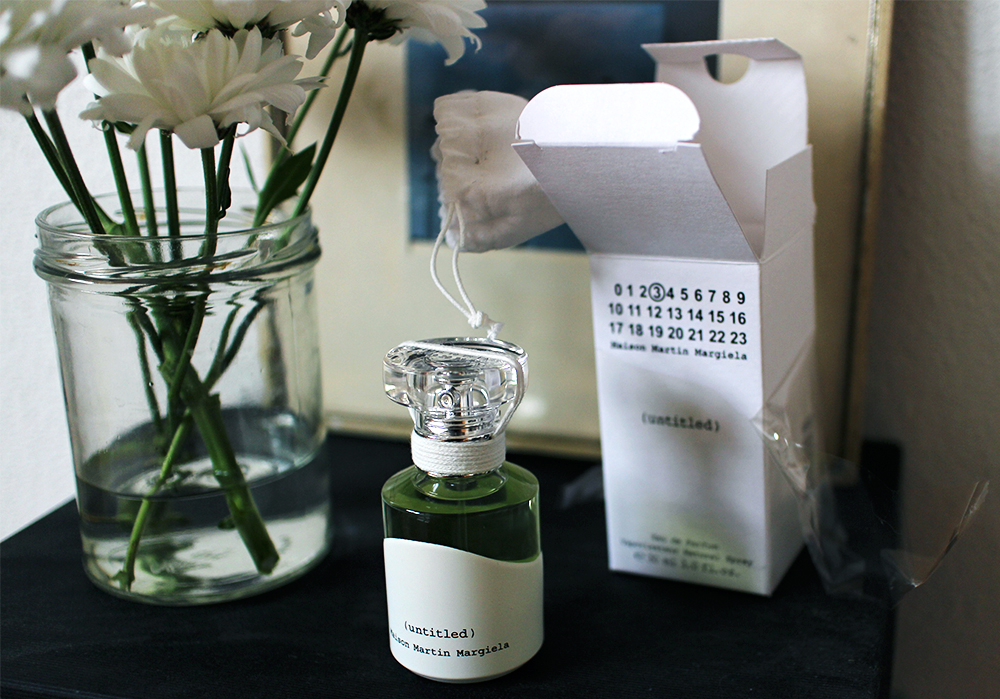 "IHEARTALICE.DE – Fashion & Travel Blog by Alice M. Huynh from Berlin: Interior-Inspiration & Beauty-Haul – Maison Martin Margiela fragrance / parfume ""untitled"""
