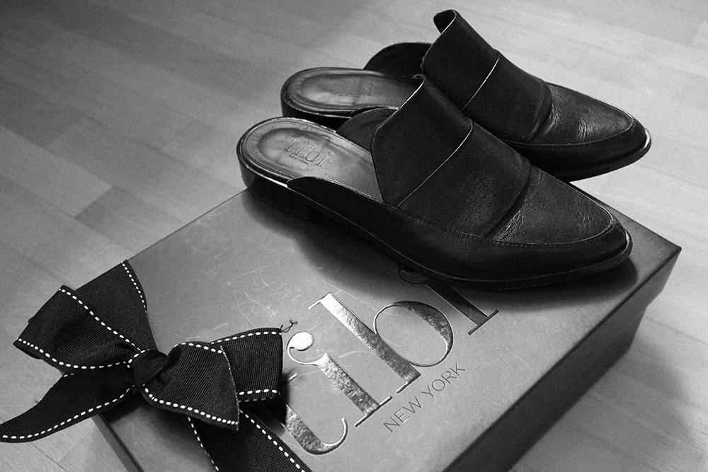 IHEARTALICE.DE – Fashion & Travel Blog: Shopping Haul – Tibi NY Denni Leather Loafers via Net-a-porter
