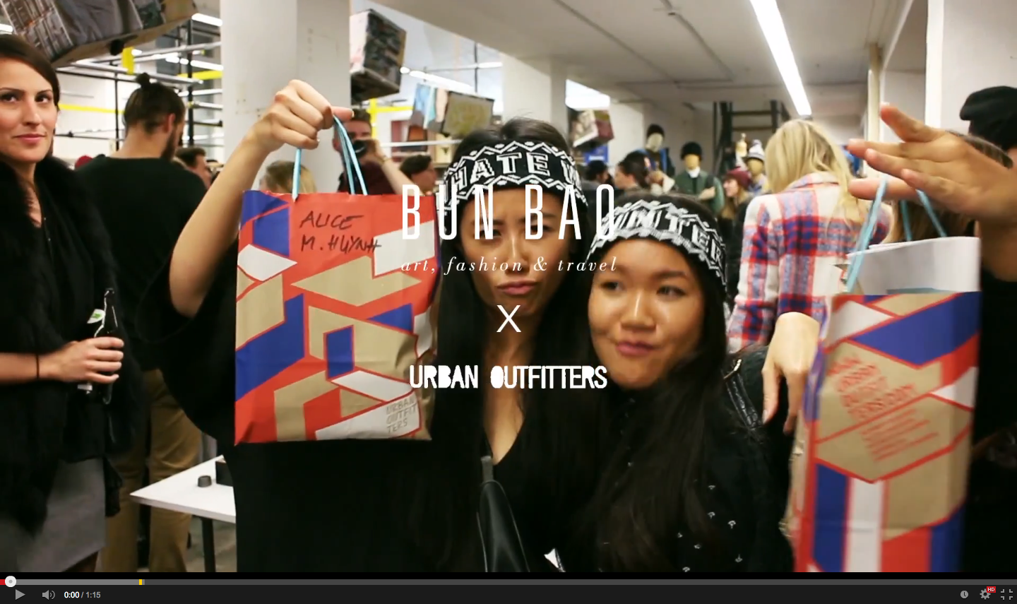 IHEARTALICE.DE – Fashion & Travel Blog: Urban Outfitters Store Opening in München/Deutschland – Pre-Opening Party auf BUN BAO