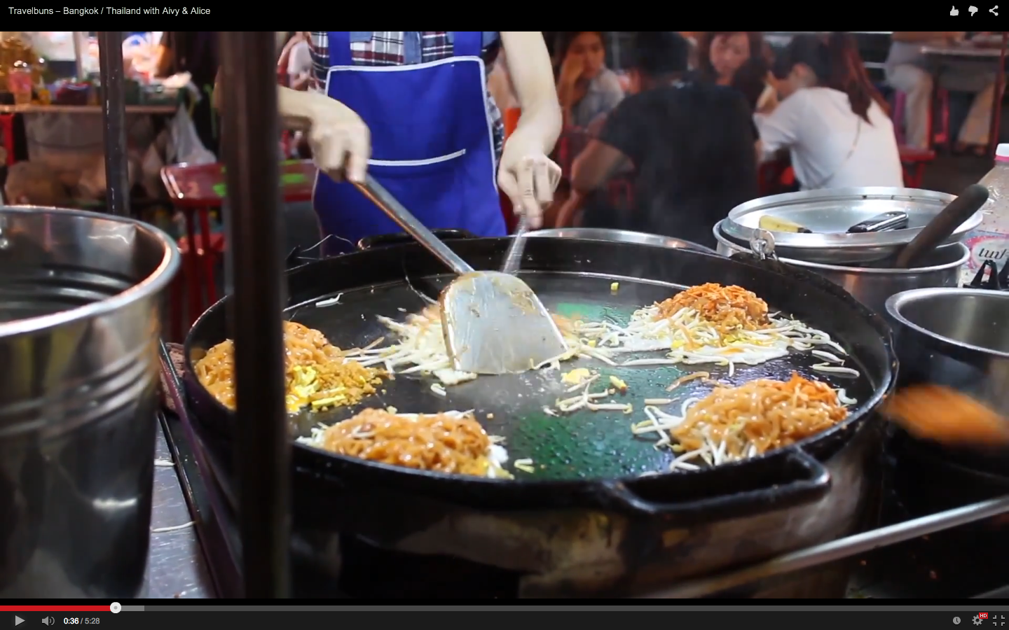 IHEARTALICE.DE – Fashion & Travel Blog: Bangkok, Thailand Travel & Food Diary – BUN BAO Channel Video / Food Guide