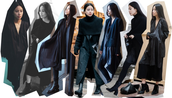 IHEARTALICE Looks of February 2015, Maison Martin Margiela, Alexander Wang, Urban Outfitters, MM6, DIY, Alice M. Huynh, Margiela Tabi Boots, Elizabeth&James Blazer, Zara Coat,