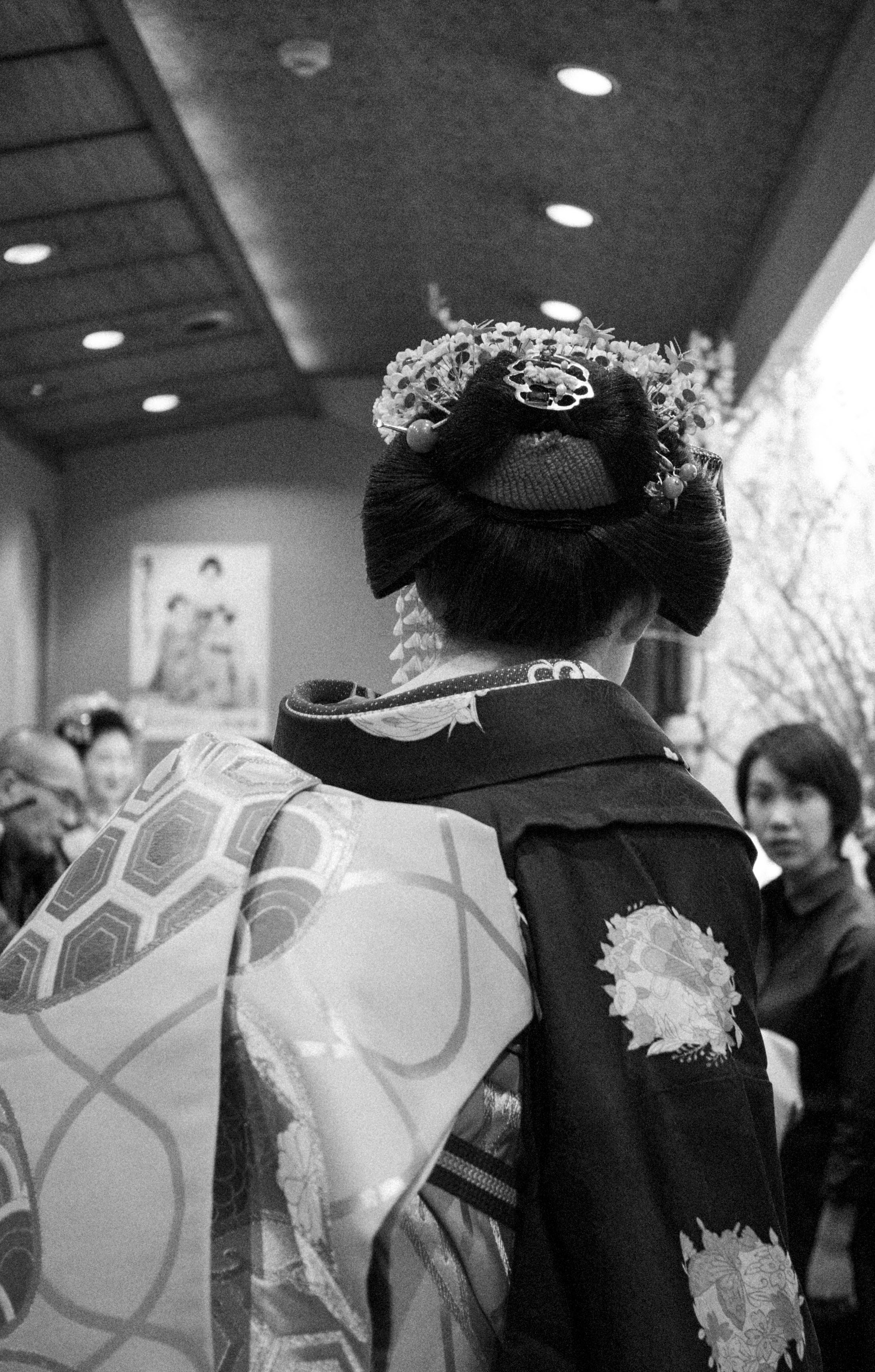 Meeting a real Geisha at a Ichiriki Chaya