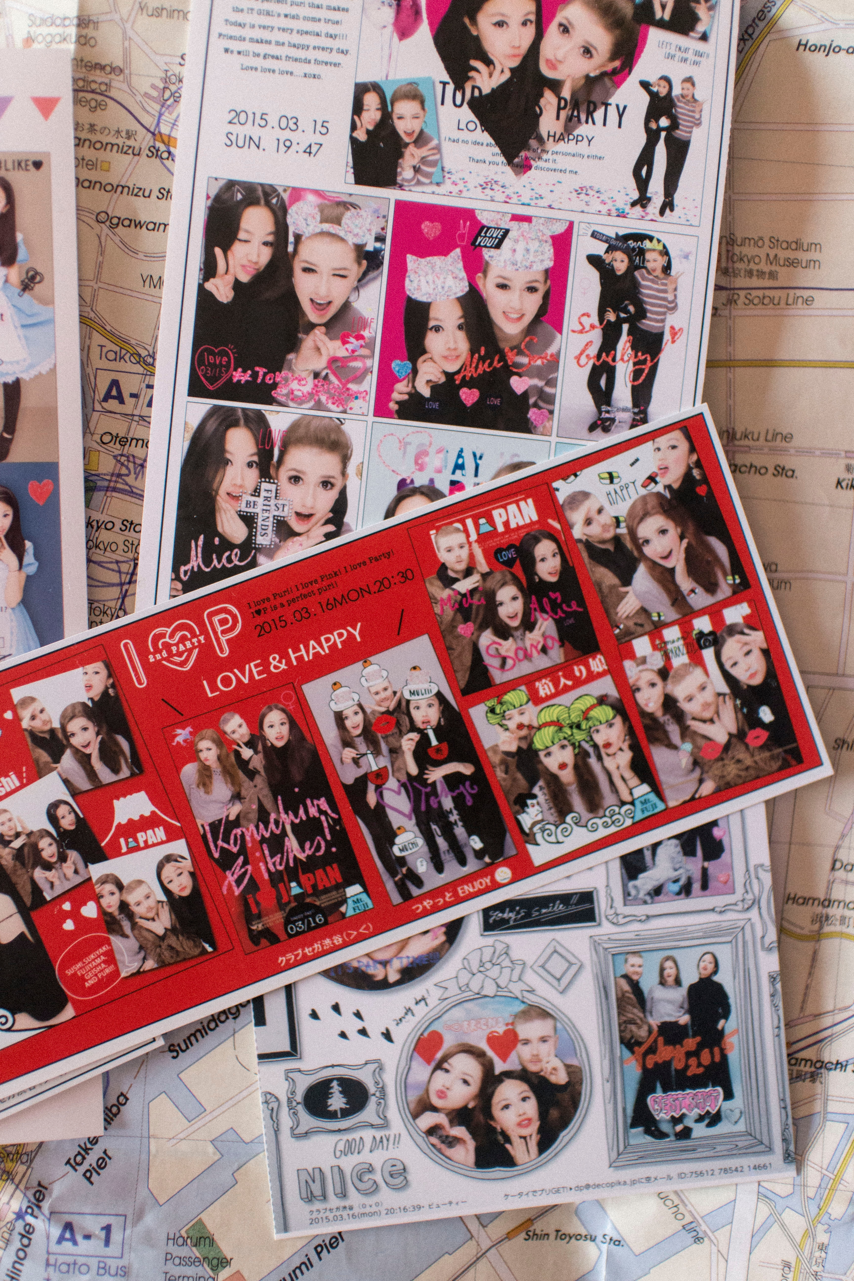 IHEARTALICE.DE – Fashion & Travel-Blog by Alice M. Huynh from Berlin/Germany: Tokyo, Japan Travel Diary – Purikura / Japanese Photobooth Machine - the best souvenir from Japan