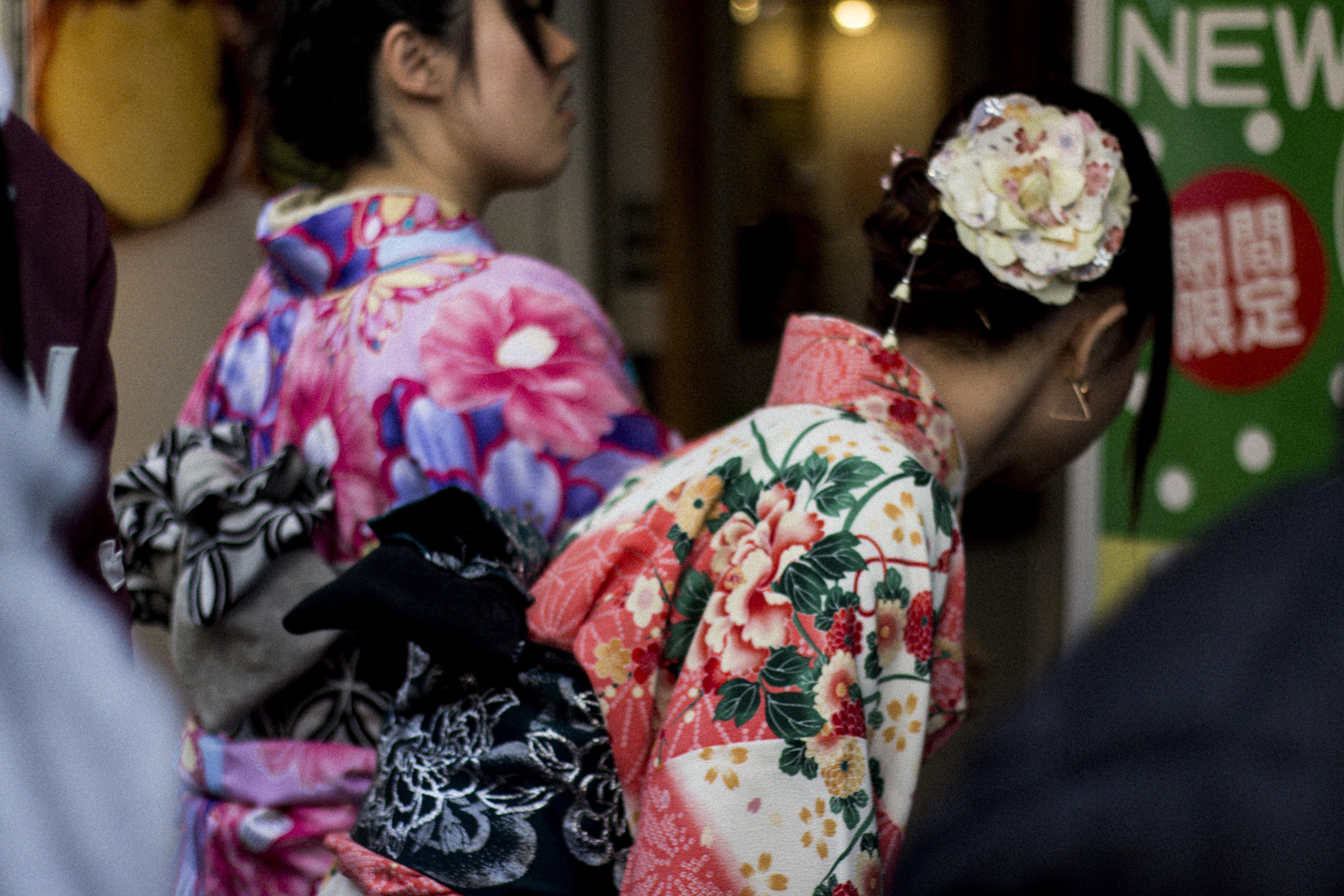 I heart Alice Kyoto / Japan Travel Diary: Kimono