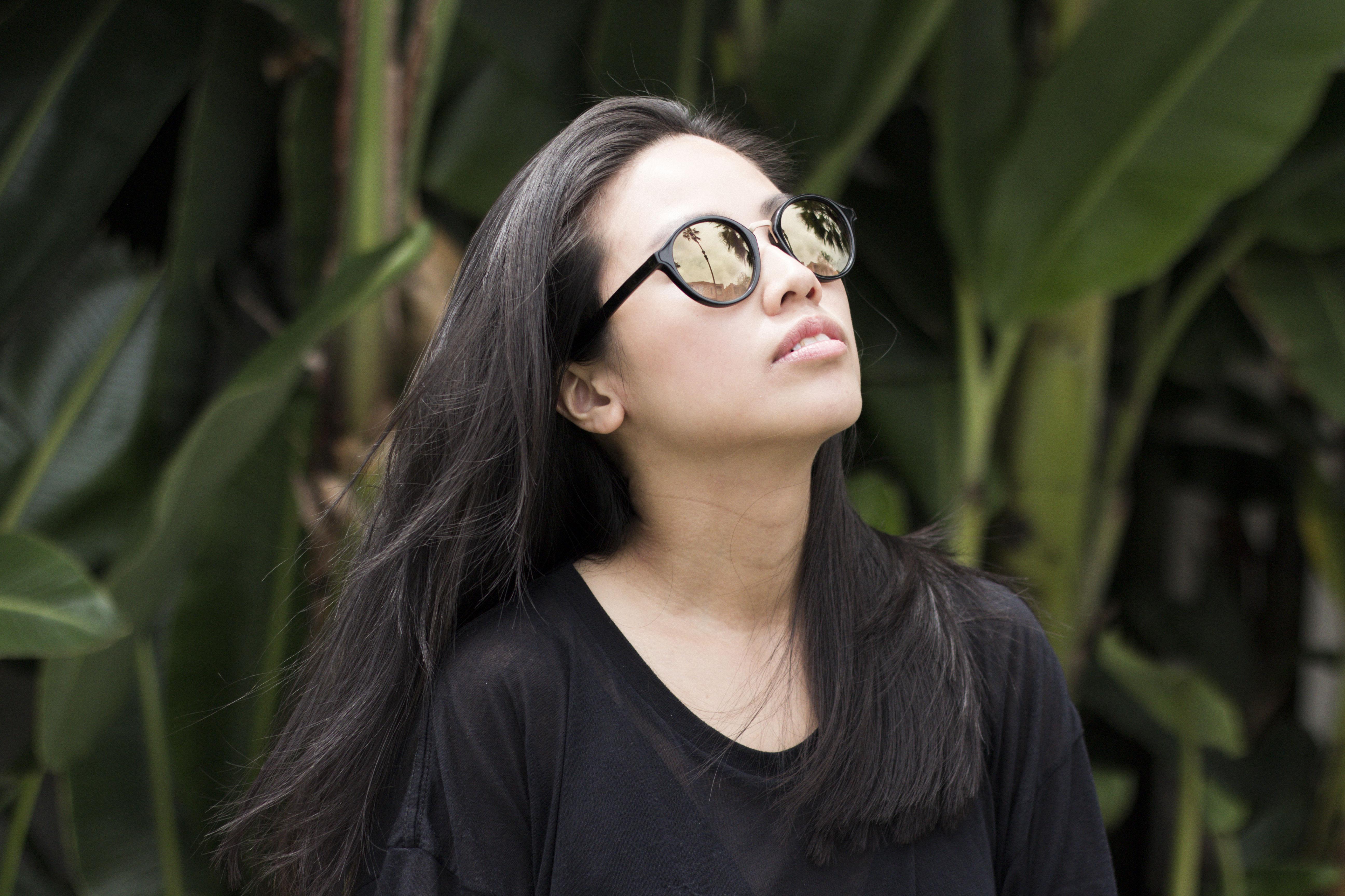 I HEART ALICE Looks: VIU Shades, OAK NY Shirtdress & Alexander Wang Brenda Bag