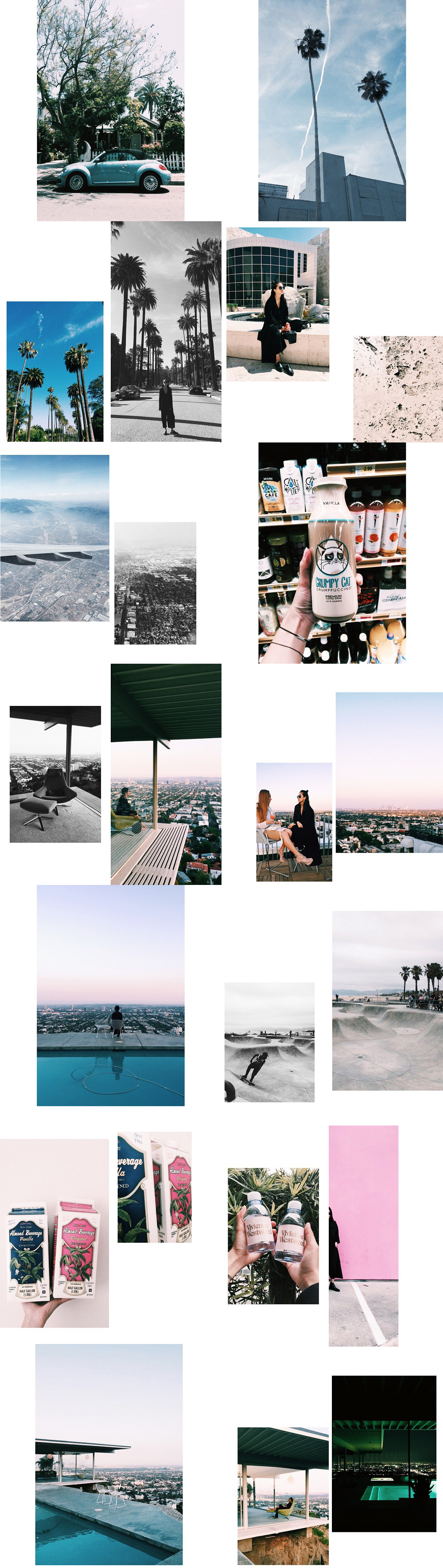 I heart Alice Los Angeles Travel Diary on Instagram