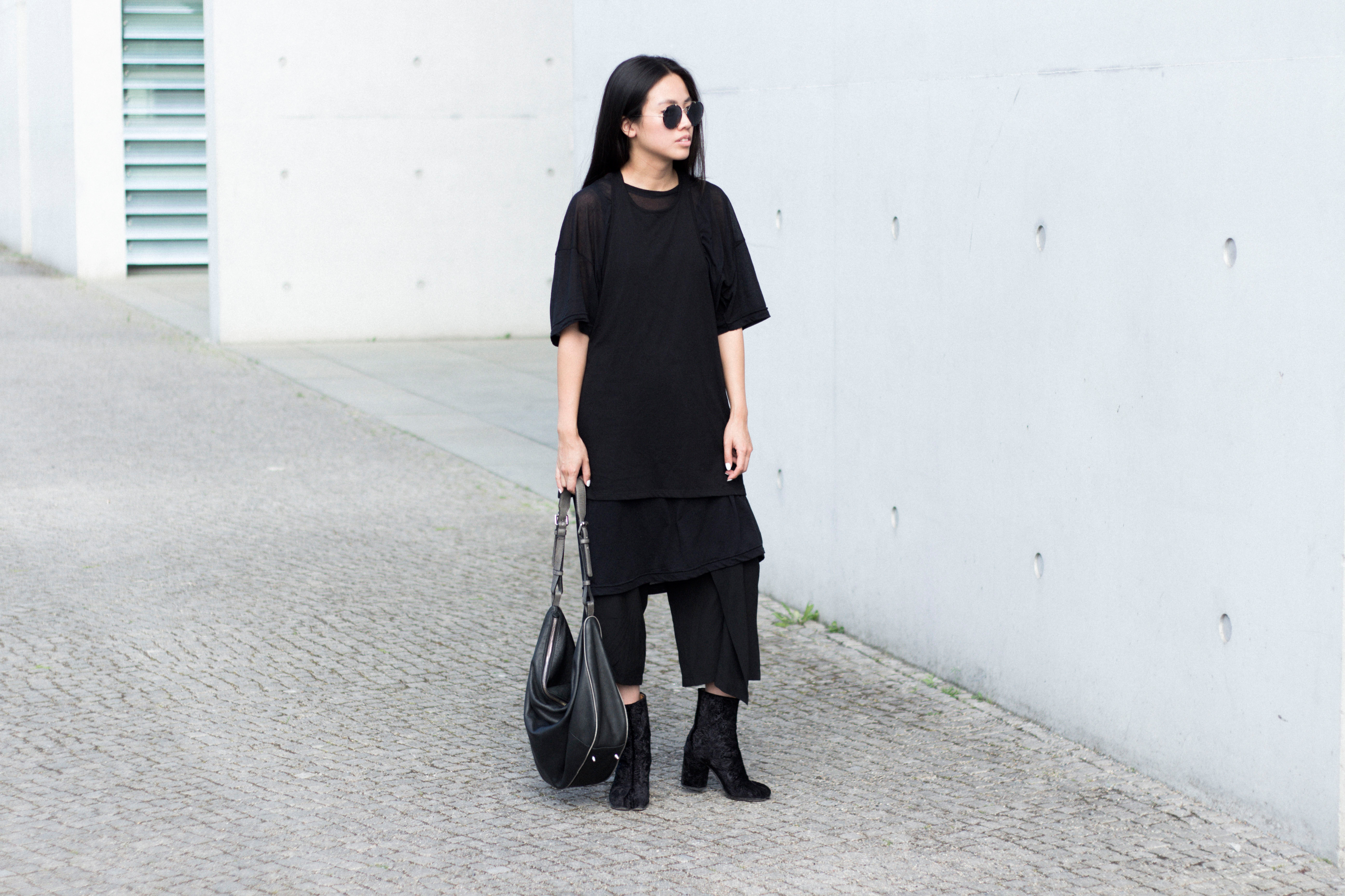 I heart Alice - Fashionblog from Germany: Alice M. Huynh wearing OAK NY, Issey Miyake, &OtherStories, Maison Martin Margiela & Prada