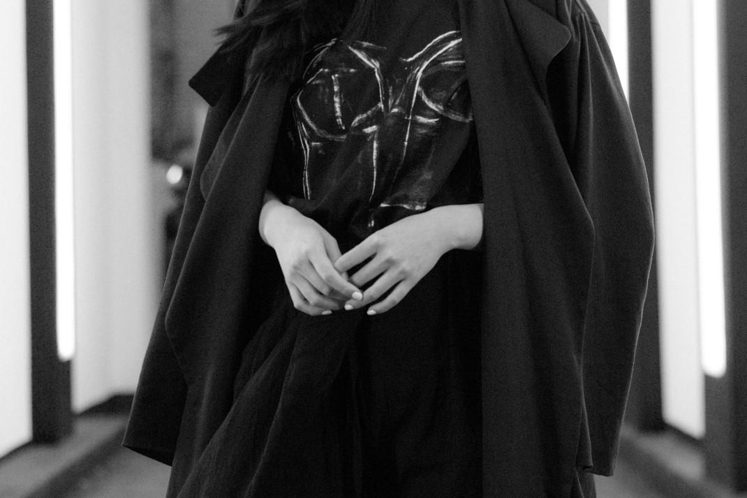 I HEART ALICE - Fashionblog from Berlin, Germany: Alice M. Huynh wearing Yohji Yamamoto, Maison Martin Margiela, All Saints, Saint Laurent Paris during Fashion Week Berlin