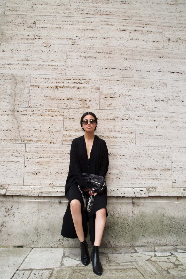 I HEART ALICE: Fashionblog from Germany – Fashion Week Streetstyle with Yohji Yamamoto, Saint Laurent, Alexander Wang