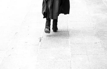 I HEART ALICE - Fashionblog from Berlin / Germany: Alice M. Huynh wearing Maison Martin Margiela Arabesque Tabi Boots