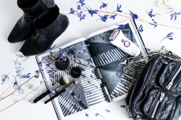 IHEARTALICE – Fashion and Travel Blog from Berlin/Germany by Alice M. Huynh: Braun Silk-epil, bareMinerals, ZOEVA Brushes & Lipstick, Saint Laurent Chelsea Boots, Alexander Wang Brenda Bag