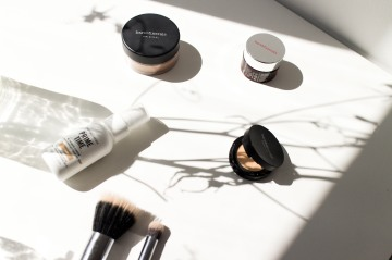 IHEARTALICE – Travel, Lifestyle & Fashion Blog from Berlin/Germany by Alice M. Huynh: BareMinerals Beauty-Haul / Primer, Concealer, Mineral Powder, Eye-Cream, ZOEVA Brushes
