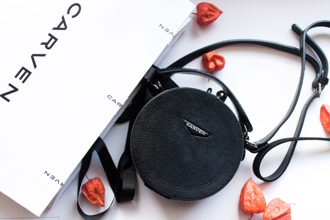 IHEARTALICE – Travel, Lifestyle & Fashion-Blog from Berlin/Germany by Alice M. Huynh: Carven Black Leather Circular Bag
