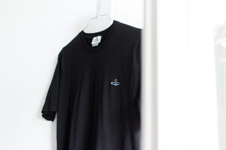 IHEARTALICE – Fashion, Lifestyle & Travel Blog from Berlin/Germany by Alice M. Huynh: Vivienne Westwood Black Basic Men T-Shirt