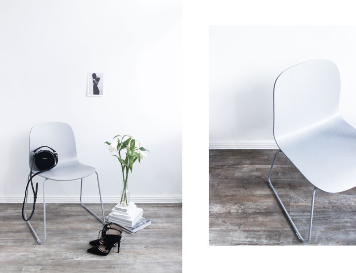 IHEARTALICE.DE – Fashion, Travel & Lifestyle-Blog from Berlin/Germany by Alice M. Huynh: Interior Trendwatch – 50 Shades of Grey / MUUTO VISU Chair in Grey & qubing modulares Regalsystem