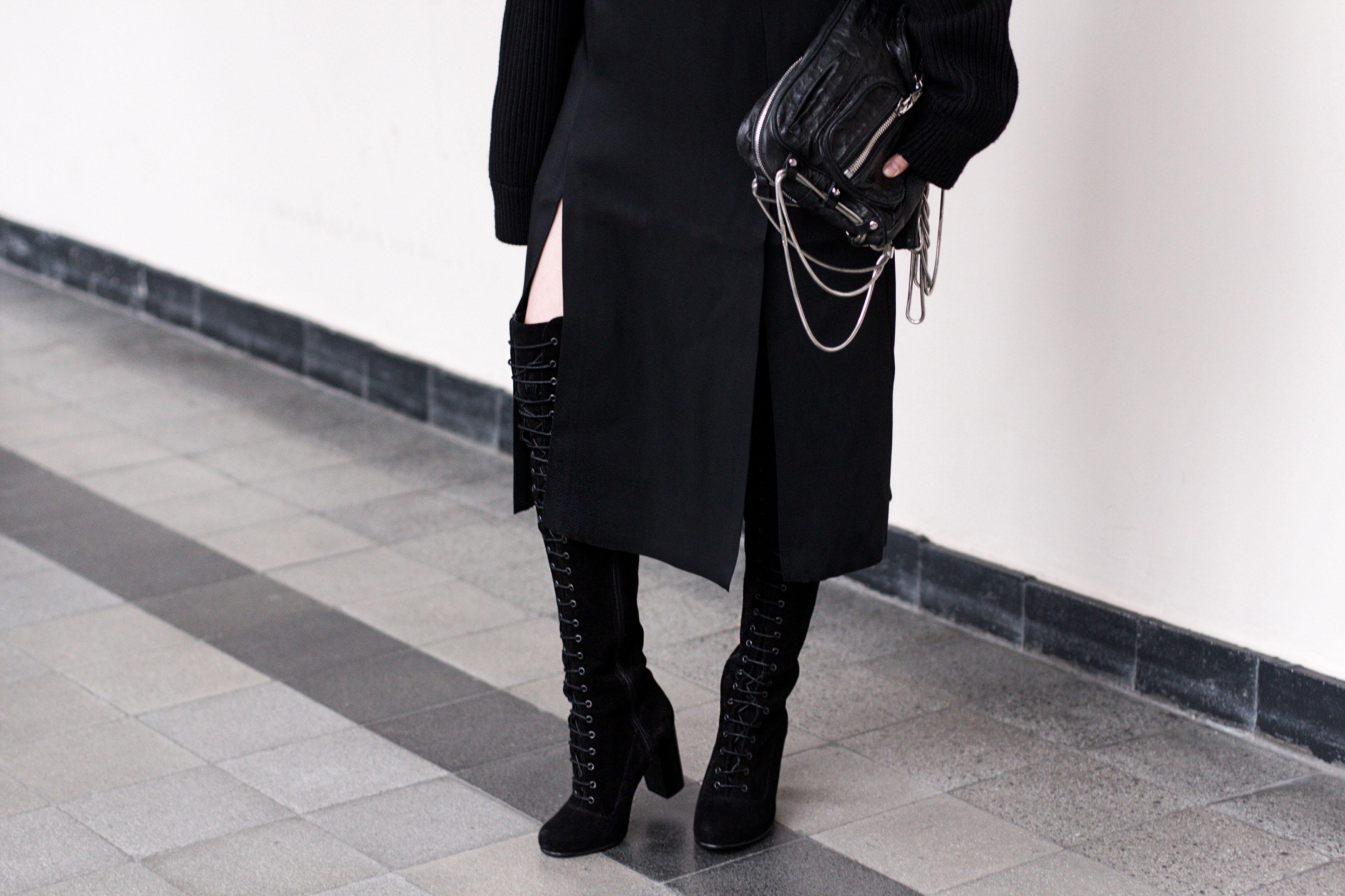 Overknee Stiefel in braun günstig im Schuhtempel24 Online